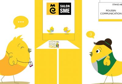 Poussin Communication - Salon SME